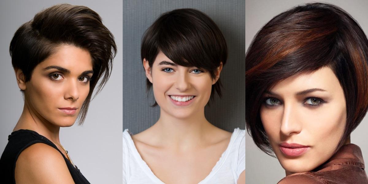 Capelli corti per il vostro viso ovale: come prepararsi ...