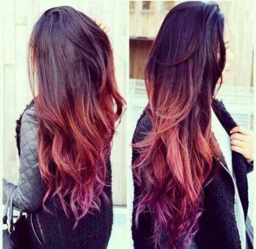 dark-brown-and-purple-ombre-f3mvkq7 dark-brown-and-purple-ombre-f3mvkq7