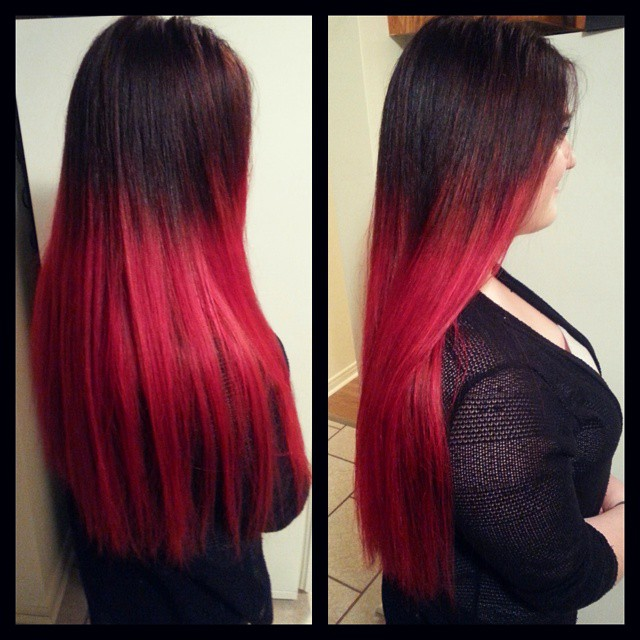 dark-brown-to-red-ombre-hair