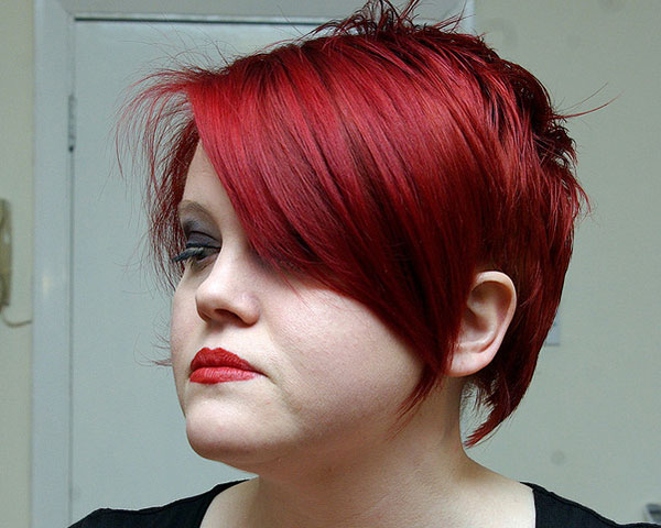 full-redhair