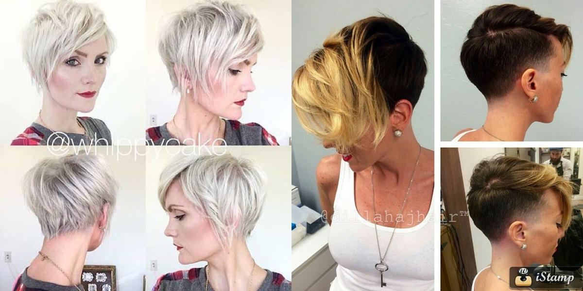 Taglio capelli pixie 2016