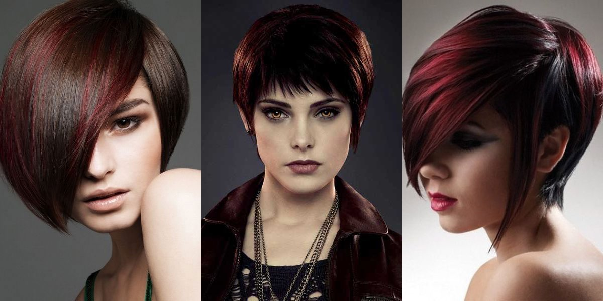 Colore di capelli rosso