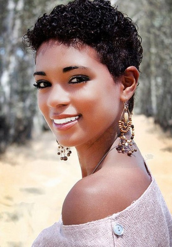 short-curly-haircuts-for-african-american-women short-curly-haircuts-for-african-american-women