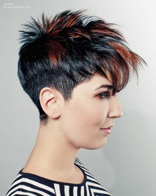 short-punk-hair