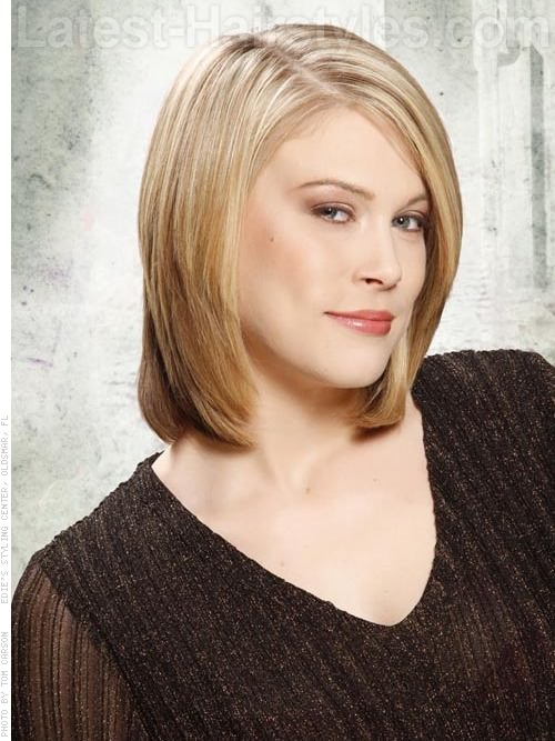 short layered styles for thick hair bob guida per la migliore scelta in base a viso e 6825 | triangular long bob
