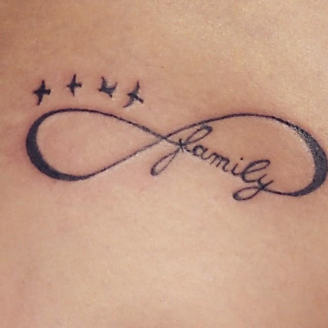 Exceptionnel Tatuaggio infinito: significato e tante idee! SC26