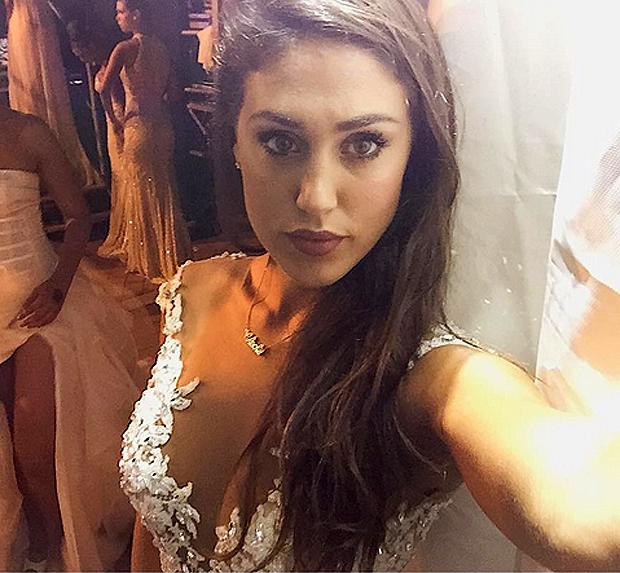 1440077963_cecilia_rodriguez_selfie_sposa 1440077963_cecilia_rodriguez_selfie_sposa