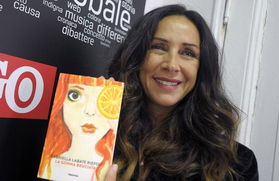 Gabriella Labate a Leggo.