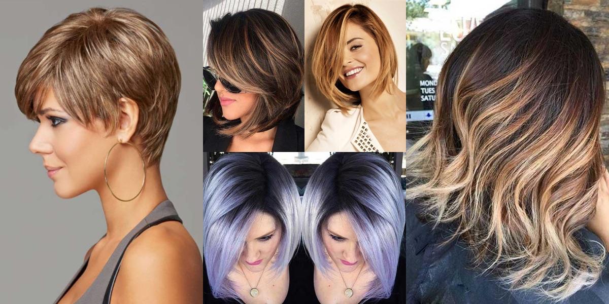 25 nuovi stili di capelli corti e medi da non perdere!