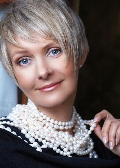 Hairstyles For Short Fine Hair Over 50