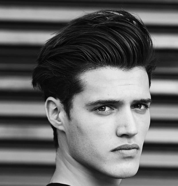 Tagli di capelli medi uomo 2015