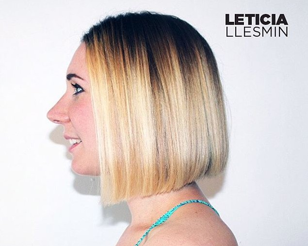 Simple-short-blunt-bob-hair-style-side-view