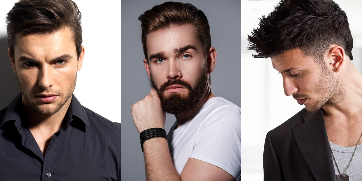 Il tuo taglio di capelli ideale uomo