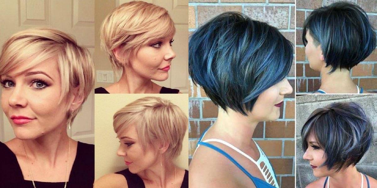 Foto dei tagli di capelli corti