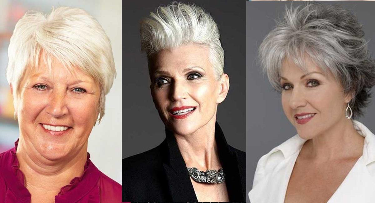Acconciature per capelli corti per signora