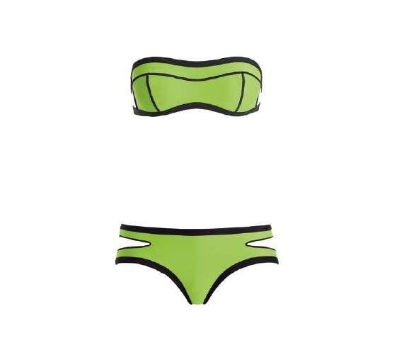 costume-da-bagno-verde-e-nero