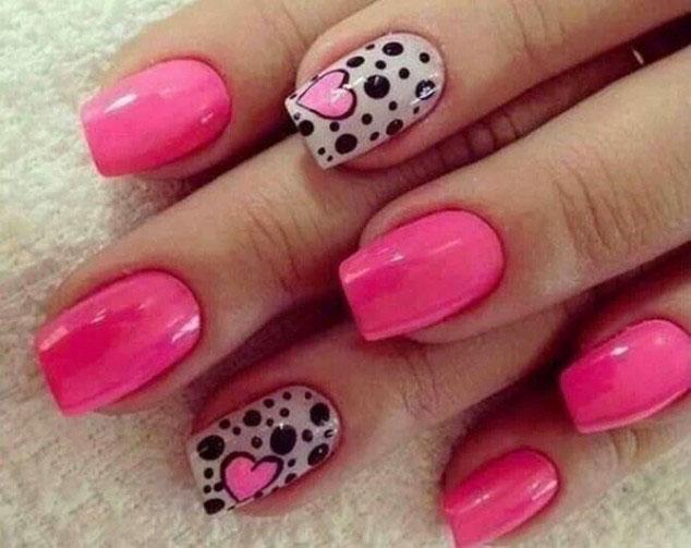 nail-art-con-cuori-per-san-valentino-VE87 nail-art-con-cuori-per-san-valentino-VE87