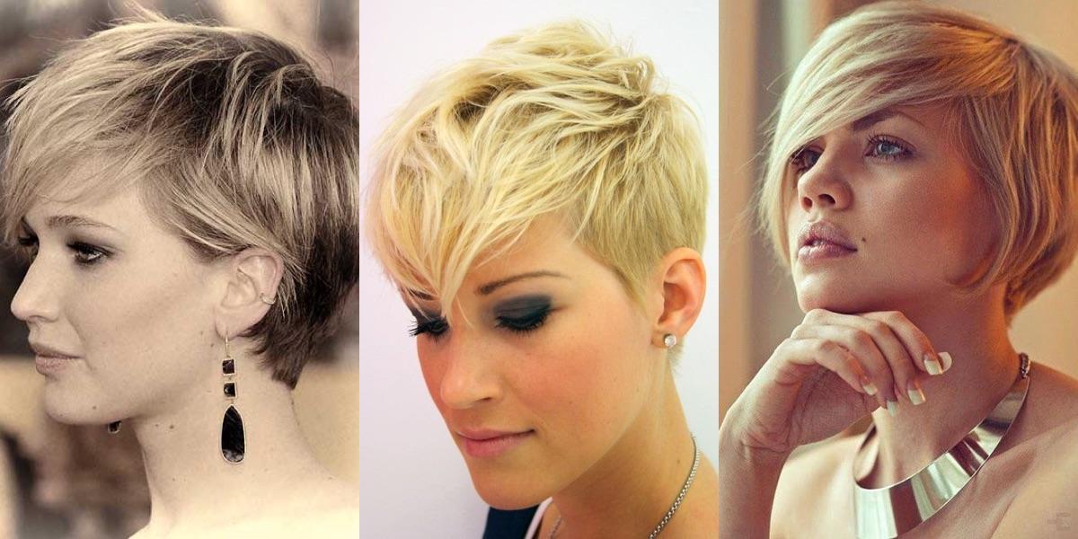 Tagli di capelli corti tendenza
