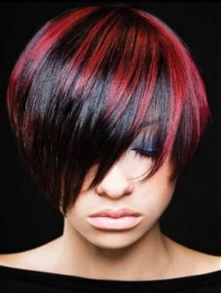 short-hairstyles-and-hair-colors