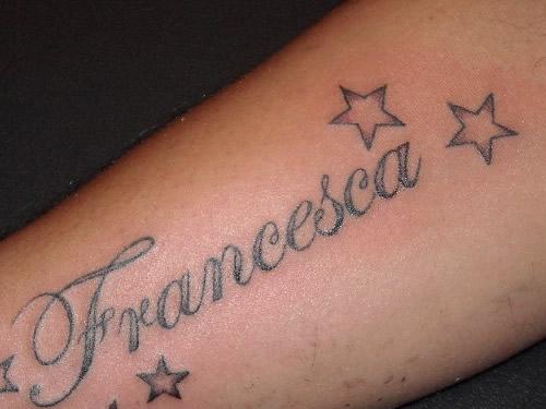 tatuaggi lettering scritte