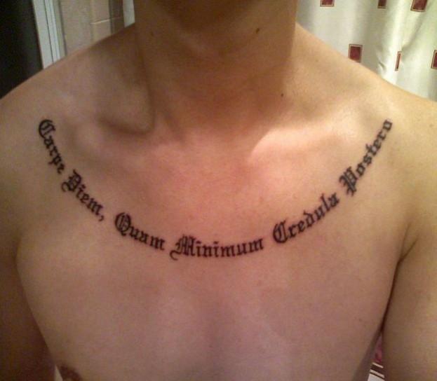 tatuaggi-scritte-collana