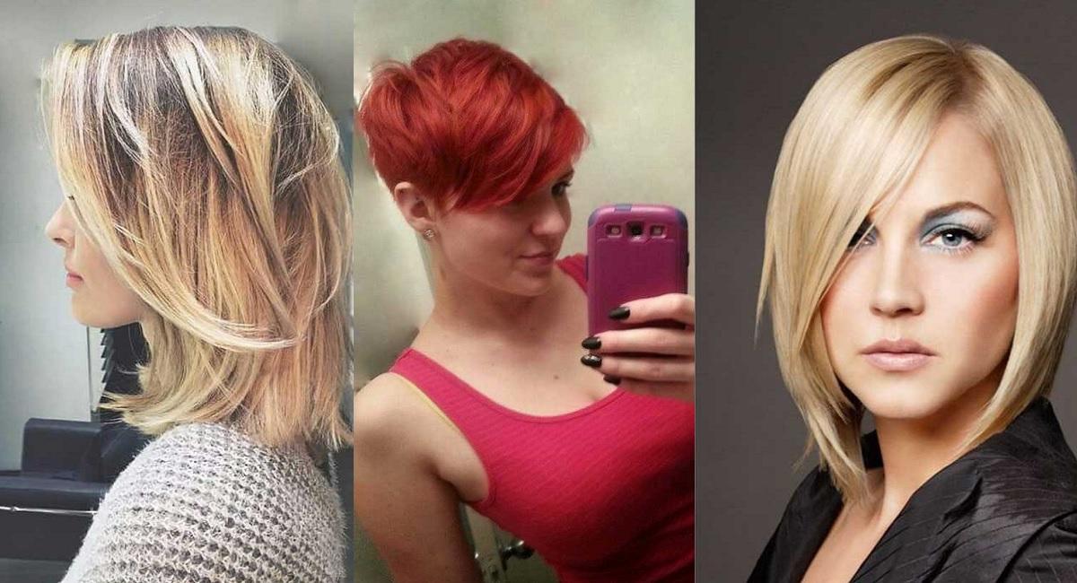 Taglio di capelli di tendenza