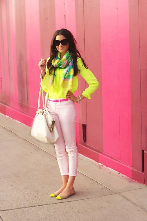 Fashion-Trend-Neon-Colors