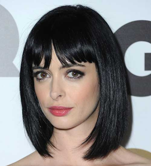 Krysten-Ritter-Bob-with-Bangs Krysten-Ritter-Bob-with-Bangs