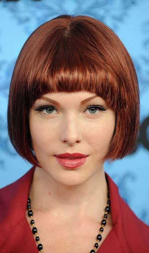 Popular-Bob-Hairstyles-with-Bangs Popular-Bob-Hairstyles-with-Bangs