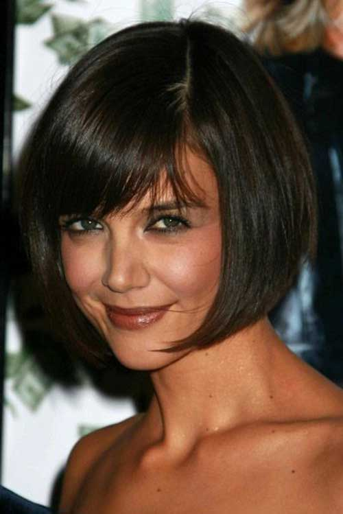 Totally-Chic-Short-Bob-Hairstyles-Bangs Totally-Chic-Short-Bob-Hairstyles-Bangs