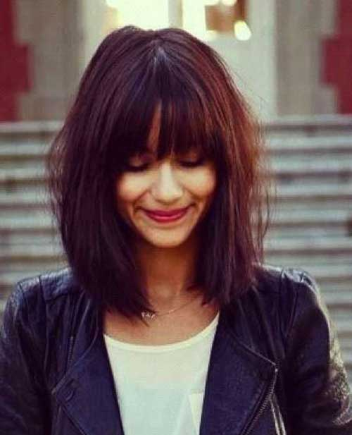 Trendy-Long-Bobs-with-Bangs