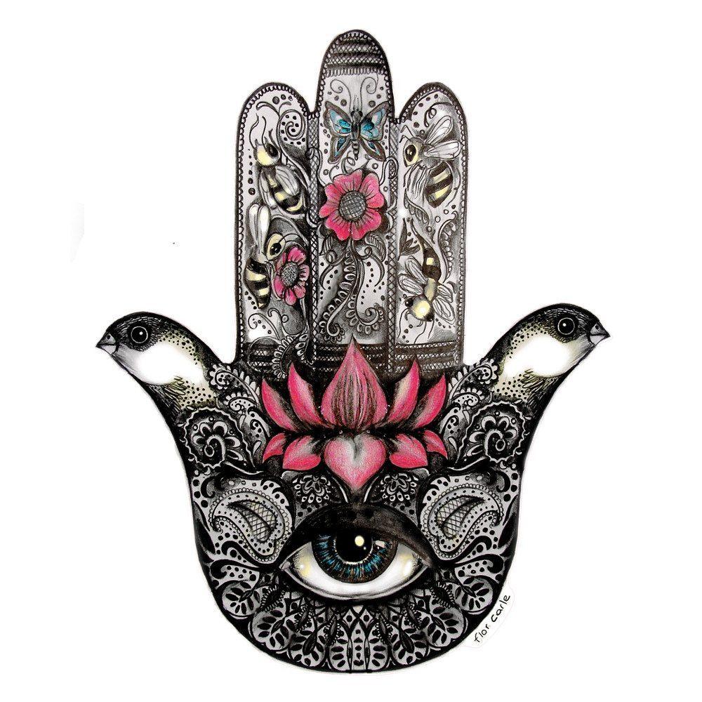 mano di fatima tattoo