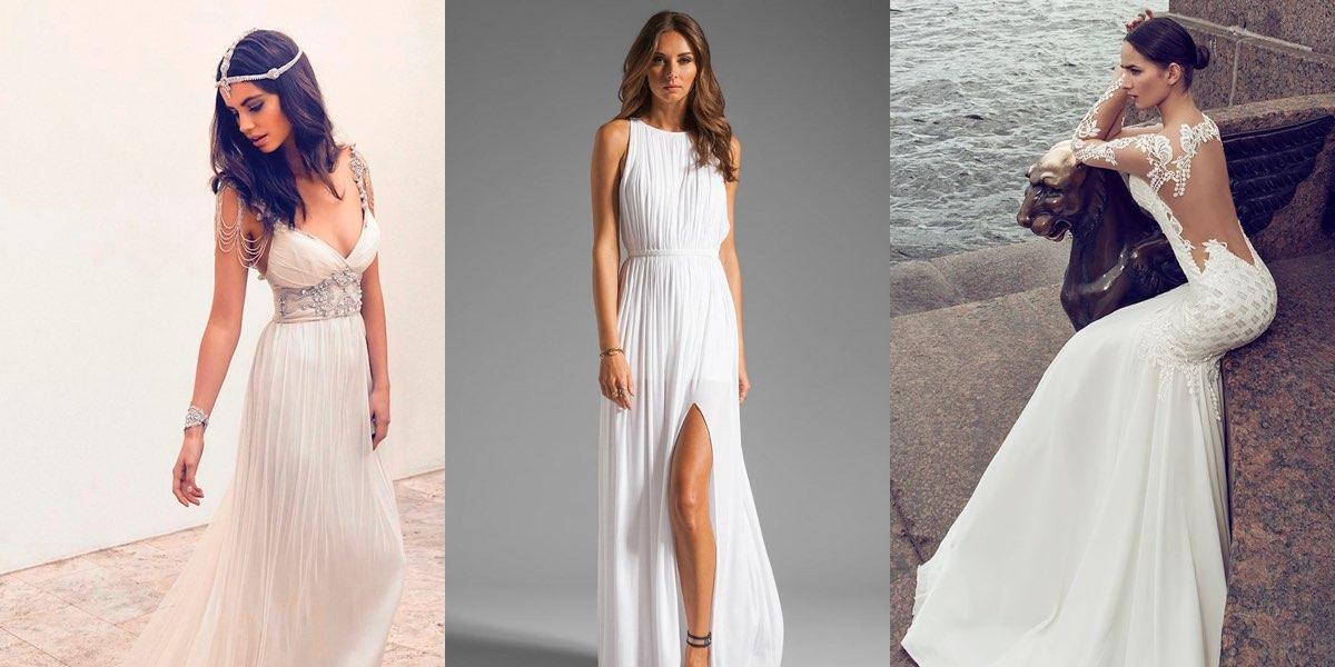 Matrimonio In Spiaggia Abiti : Moda sposa da spiaggia tante idee per un quot si estivo