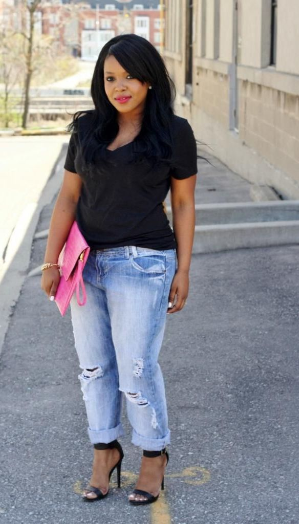 this-girl-is-a-genius-for-dressing-a-petite-and-curvy-body