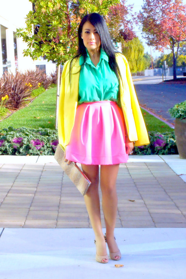 yellow-blazers-green-shirt-blouseslook-main-single