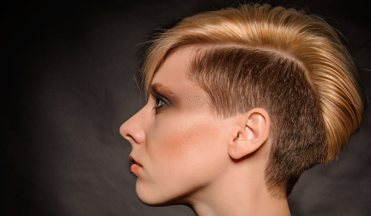 Nuovo taglio di capelli significato