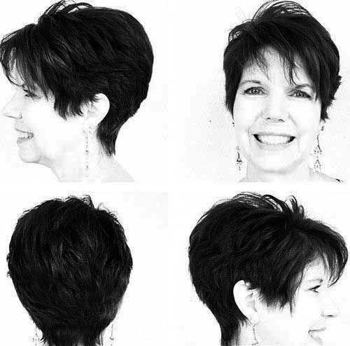 short-hair-women-over-50