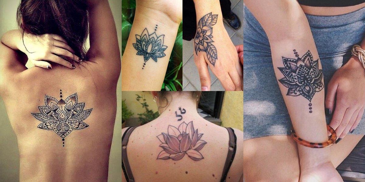 tattoo-fiori-di-loto