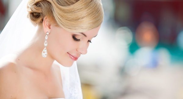 capelli corti da sposa