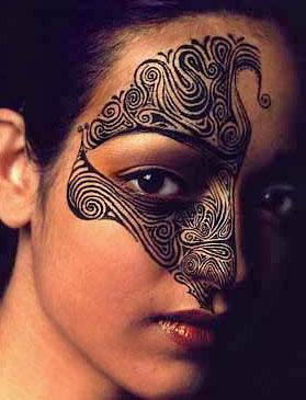 tatuaggio-maori-donna