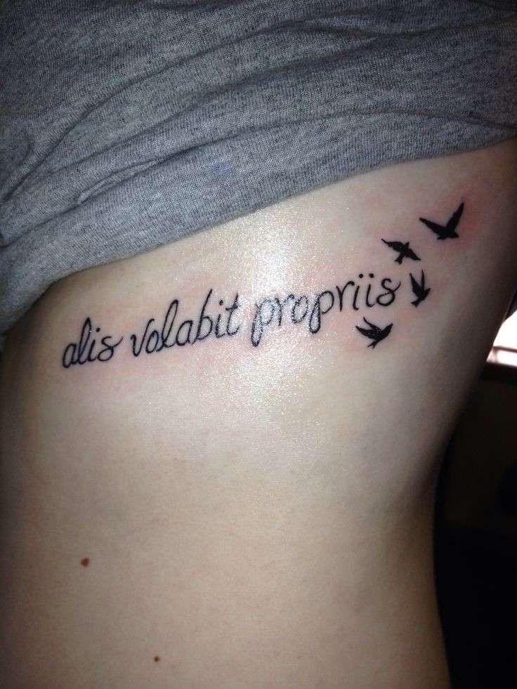 Super Tatuaggi rondine: significato e foto! VS26