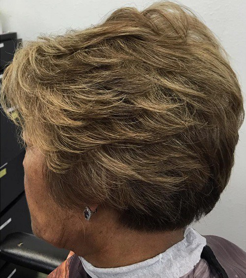 photos of short haircuts for older women 80 tagli di capelli corti semplici per le donne 50 4064 | 10 short haircut for older women
