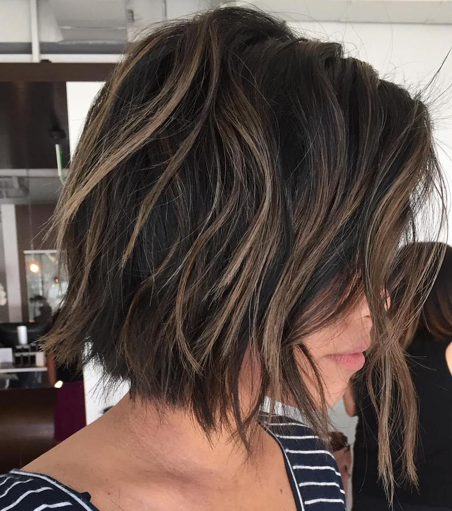 13-choppy-bob-with-brown-balayage