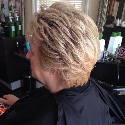 19 Classy Hairstyles For Men: 80 Tagli Di Capelli Corti Semplici Per Le Donne Over 50