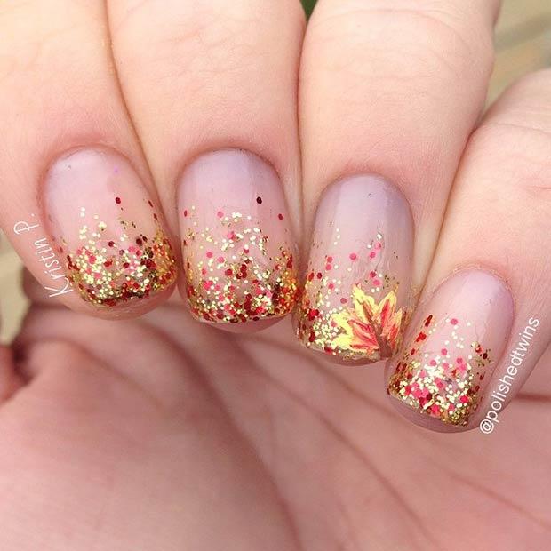 2-glitter-gradient-design