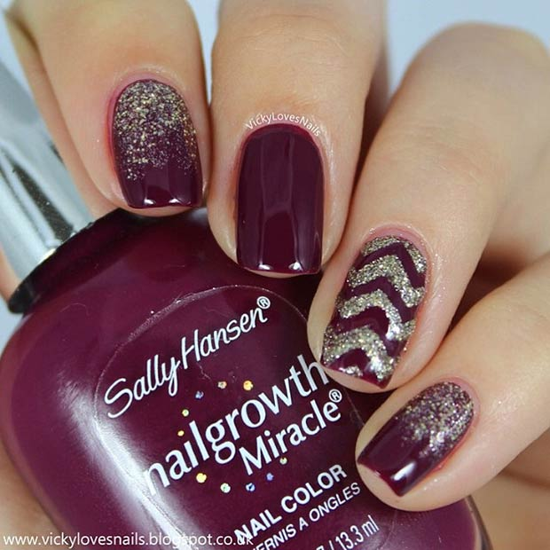 29-dark-purple-amp-gold-design