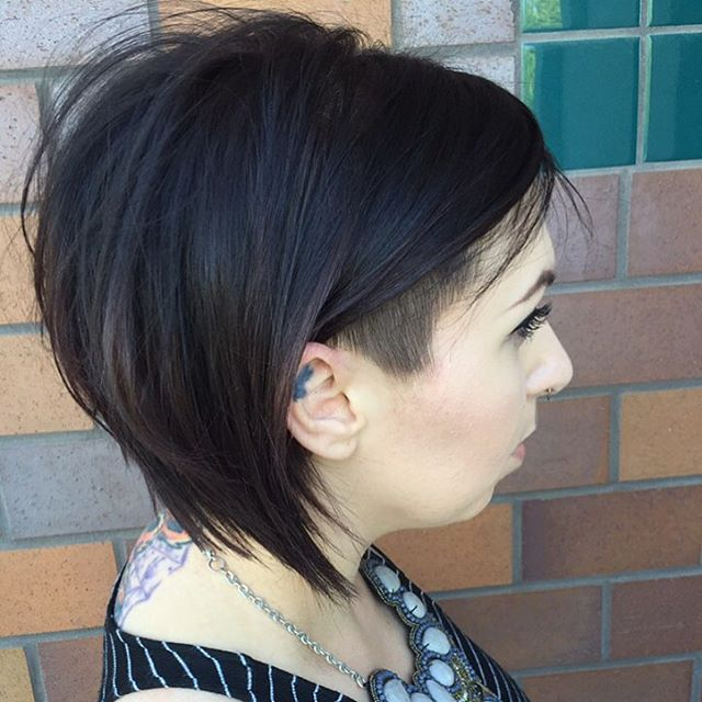 6-dark-brown-bob-with-side-undercut