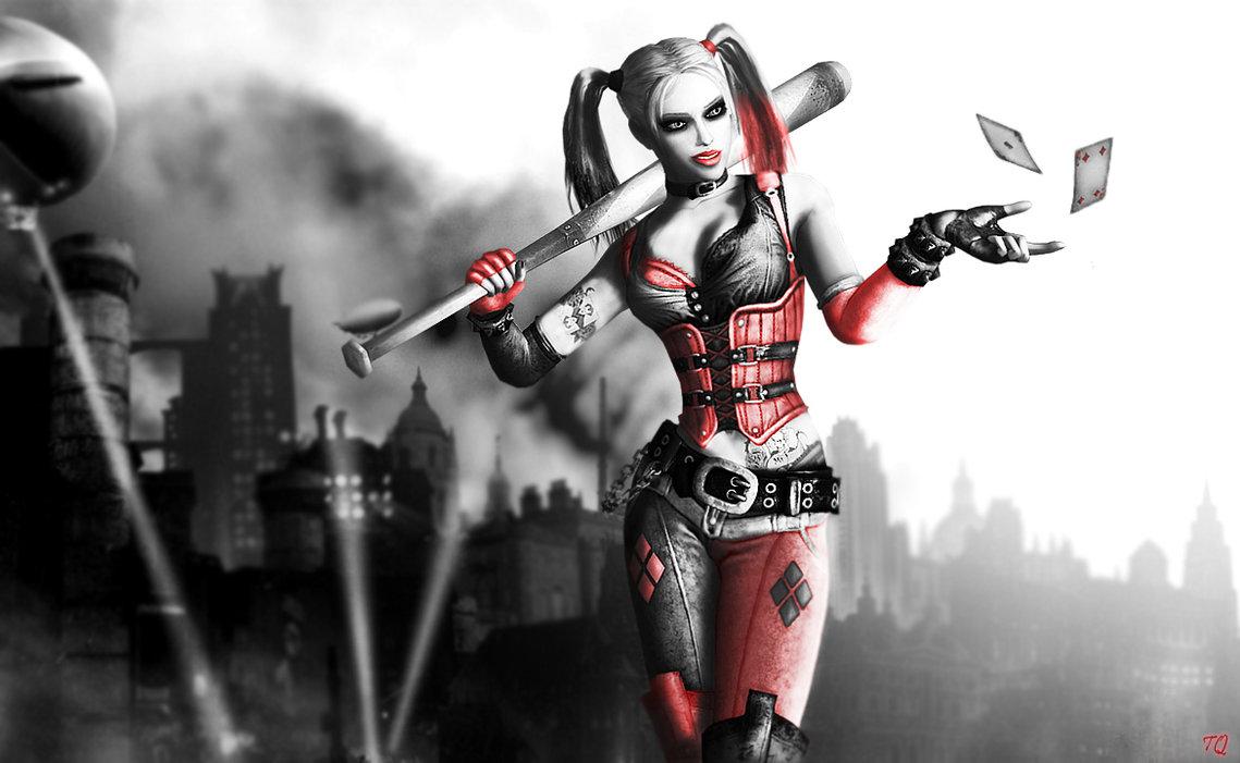 harley-quinn-di-arkham-asylum Harley-Quinn-di-Arkham-Asylum