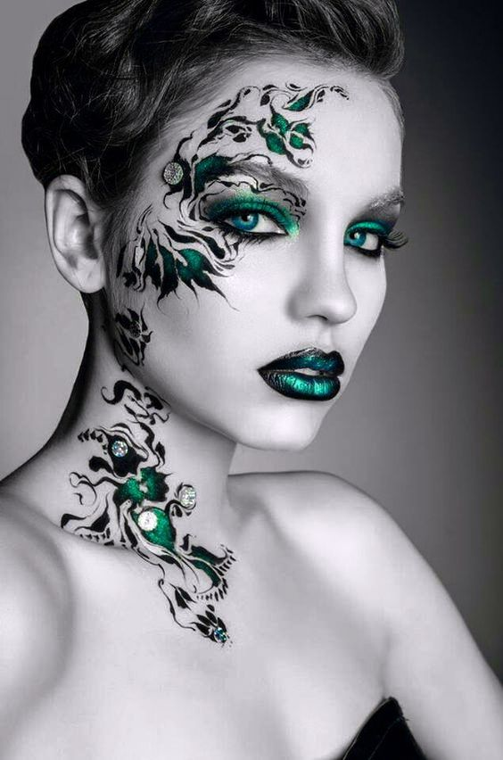 pretty-halloween-makeup-ideas-13