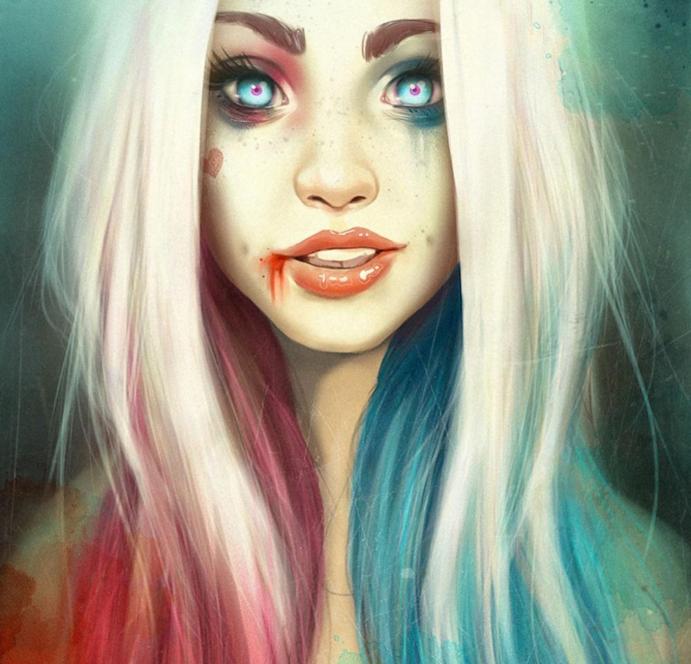 Top Halloween: 5 video e 15 foto per trasformarvi in Harley Quinn! UD34